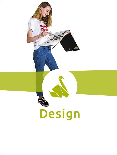 Kom og vær den kreative designer her på Svenstrup Efterskole