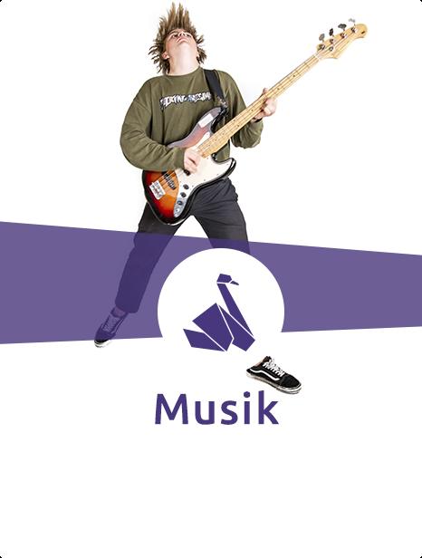 Slip din indre rockstjerne løs til musik her på Svenstrup Efterskole