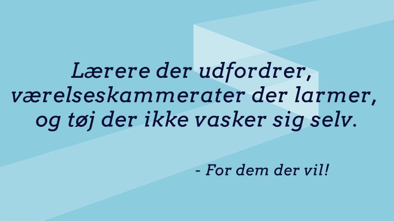 citater om efterskolelivet Økonomi   Svenstrup Efterskole citater om efterskolelivet